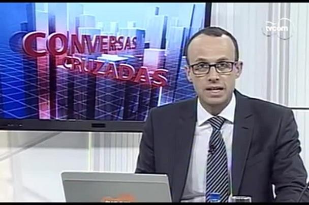 TVCOM Conversas Cruzadas. 3º Bloco. 20.10.16