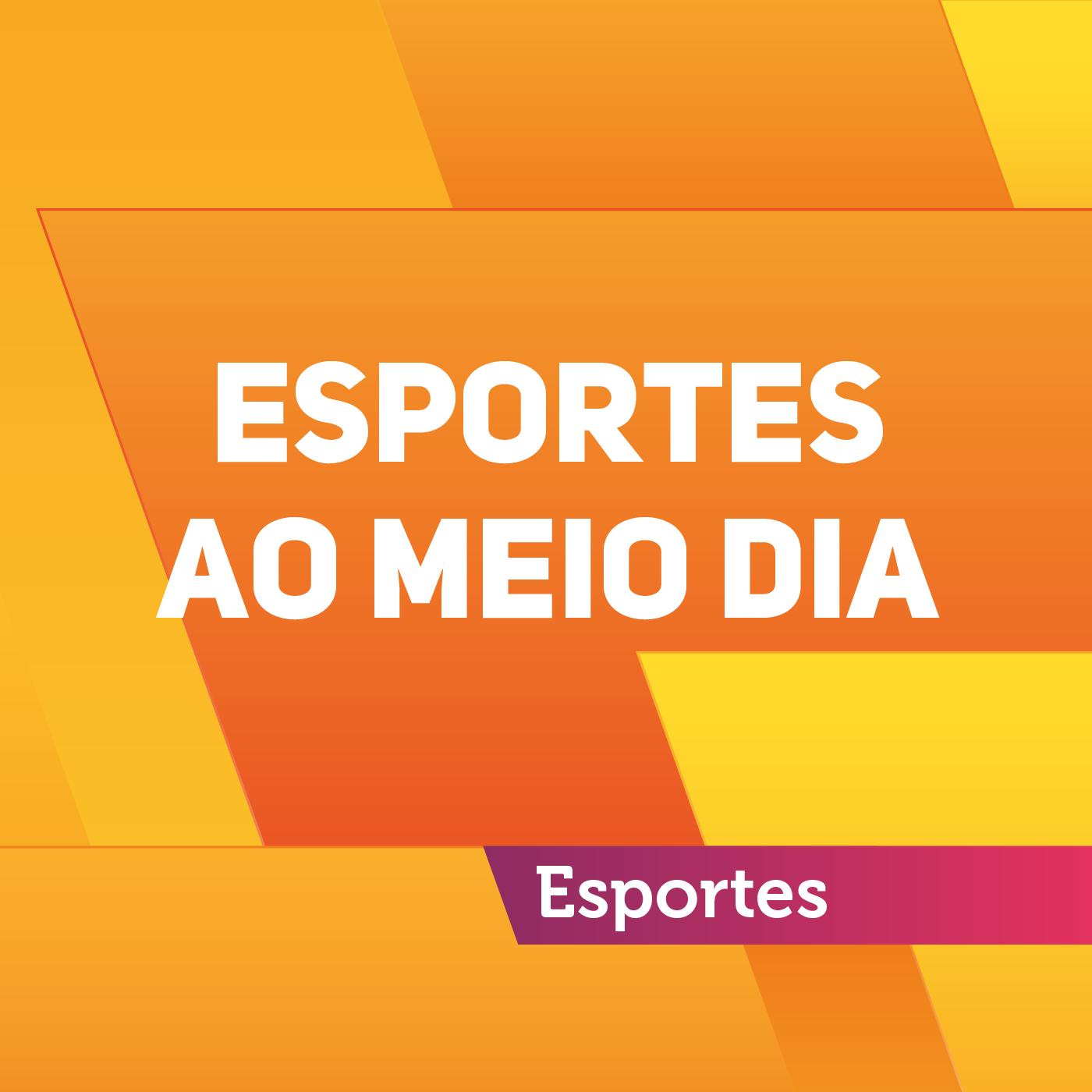 Esportes ao Meio Dia - 25/08/2016