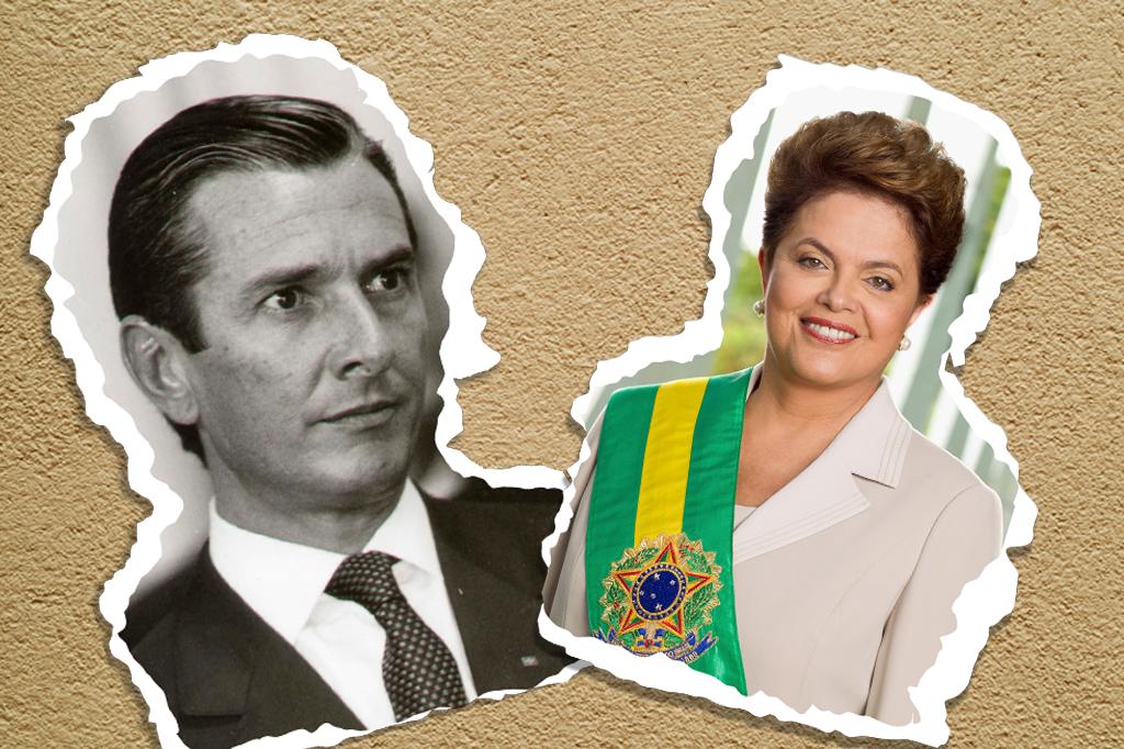 Os processos de impeachment de Collor e Dilma