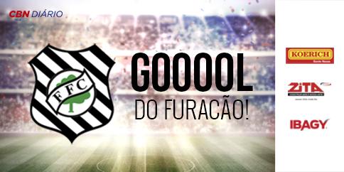 3º gol Lins Figueirense x Santa Cruz 25/09/2016