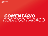 Comentário Rodrigo Faraco no CBN Diário Esportes