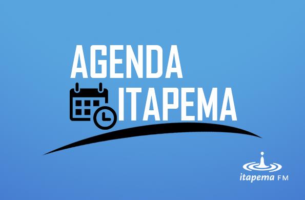 Agenda Itapema - 14/11/2018 11:40 e 18:20