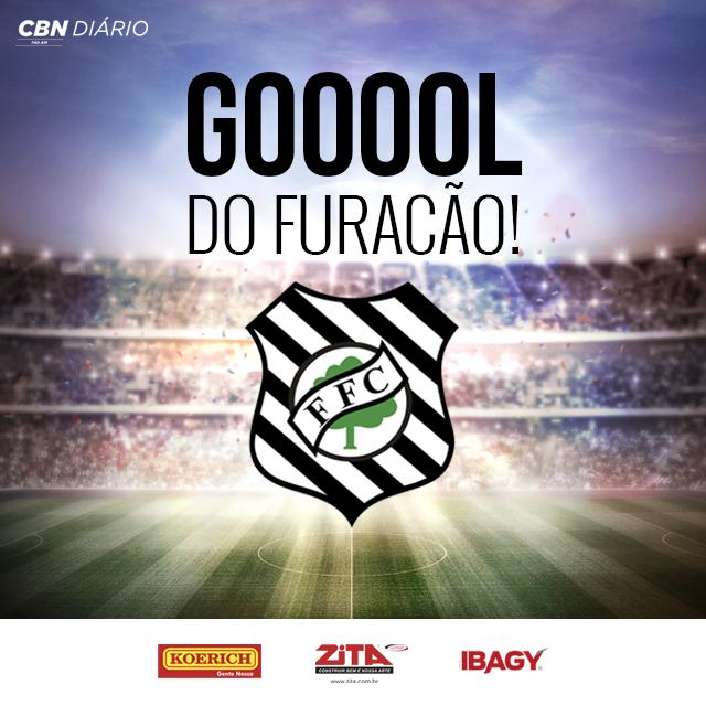 Gol Marquinhos Figueirense 1x0 Fluminense