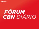 Fórum CBN Diário 08/01/2016