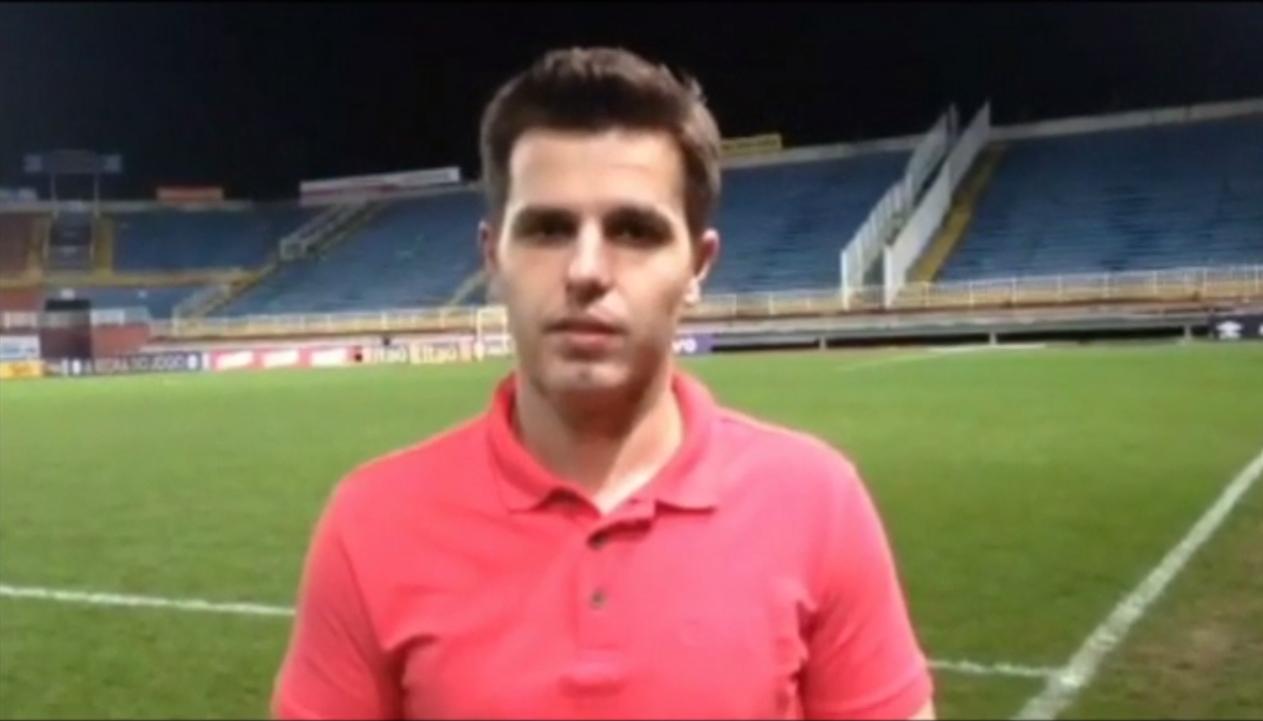 Elton Carvalho comenta sobre o empate entre JEC e Chapecoense