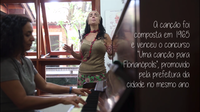 "50 anos da música \""Rancho de Amor à Ilha\"""
