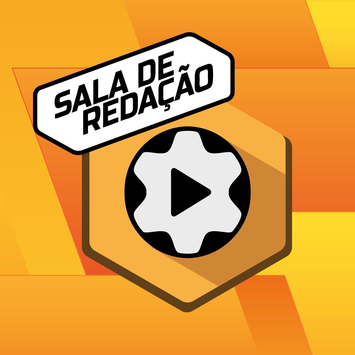 Sala de Redação. 21/06/2016