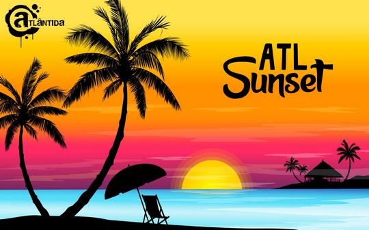 ATL Sunset 24/04/14