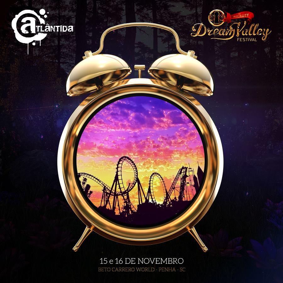 ATL Sunset - Dream Valley Festival 15/11/2013