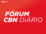 Fórum CBN Diáiro 12/05/2016