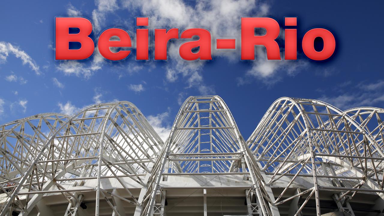As obras do Beira-Rio em 1 minuto
