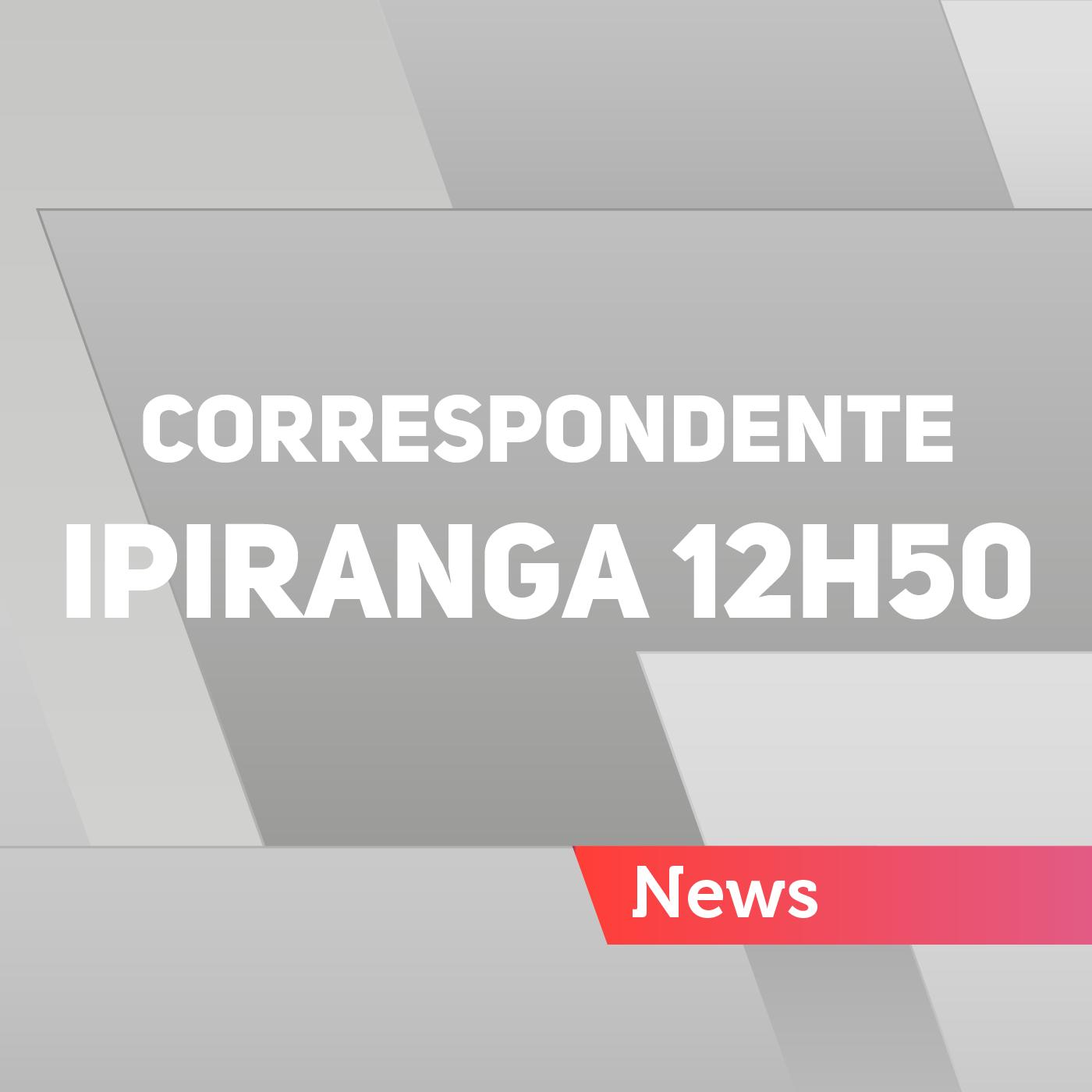 CORRESPONDENTE IPIRANGA 12H50 - 27/07/2016r