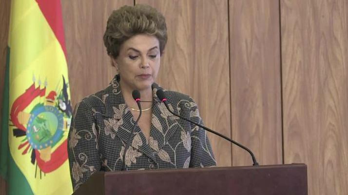 Dilma e Morales prometem unir forças contra o Zika